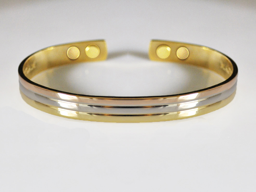 bracelet magn tique et ionique cuivre peter fleming. Black Bedroom Furniture Sets. Home Design Ideas